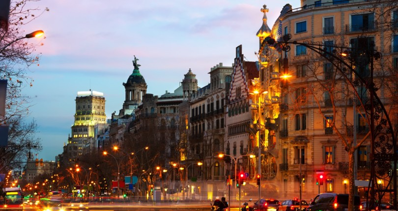 Where to find the best boutiques in Barcelona?