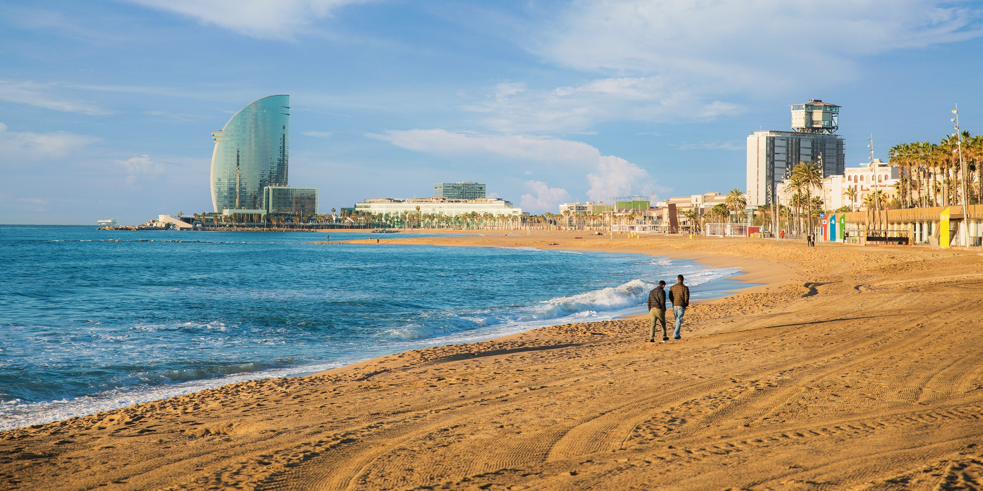 What are the best beaches in Barcelona?
