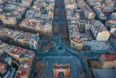 Best neighborhoods in Barcelona