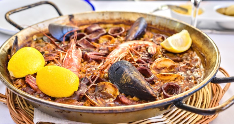 Where can I eat the best Paella in Barcelona?