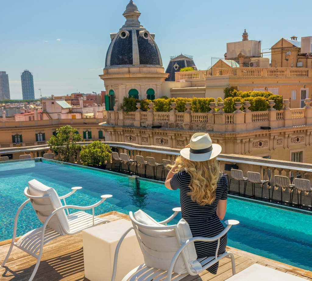 The top 8 rooftop bars in Barcelona
