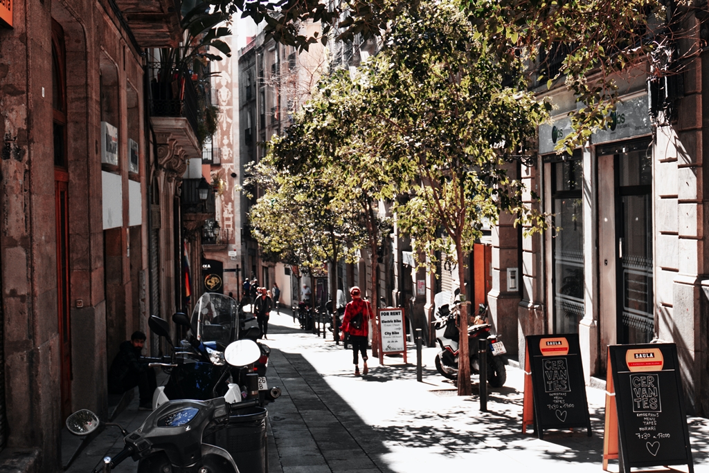 Most Beautiful Streets In Barcelona