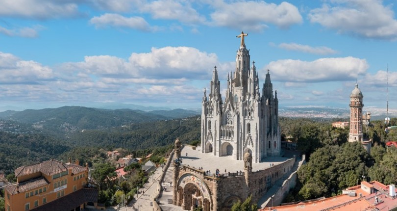 Mount Tibidabo Barcelona: discover what to do in the best viewpoint in the city