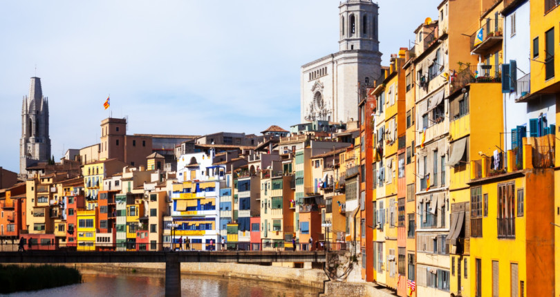 Find out Girona's game of thrones locations