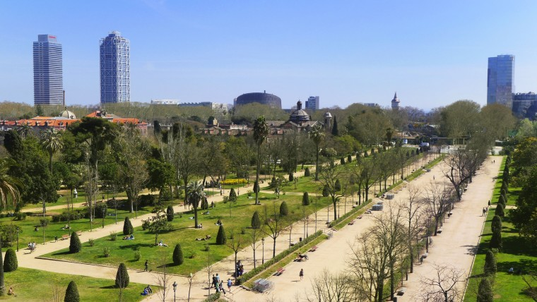 Most Gorgeous Gardens and Parks In Barcelona