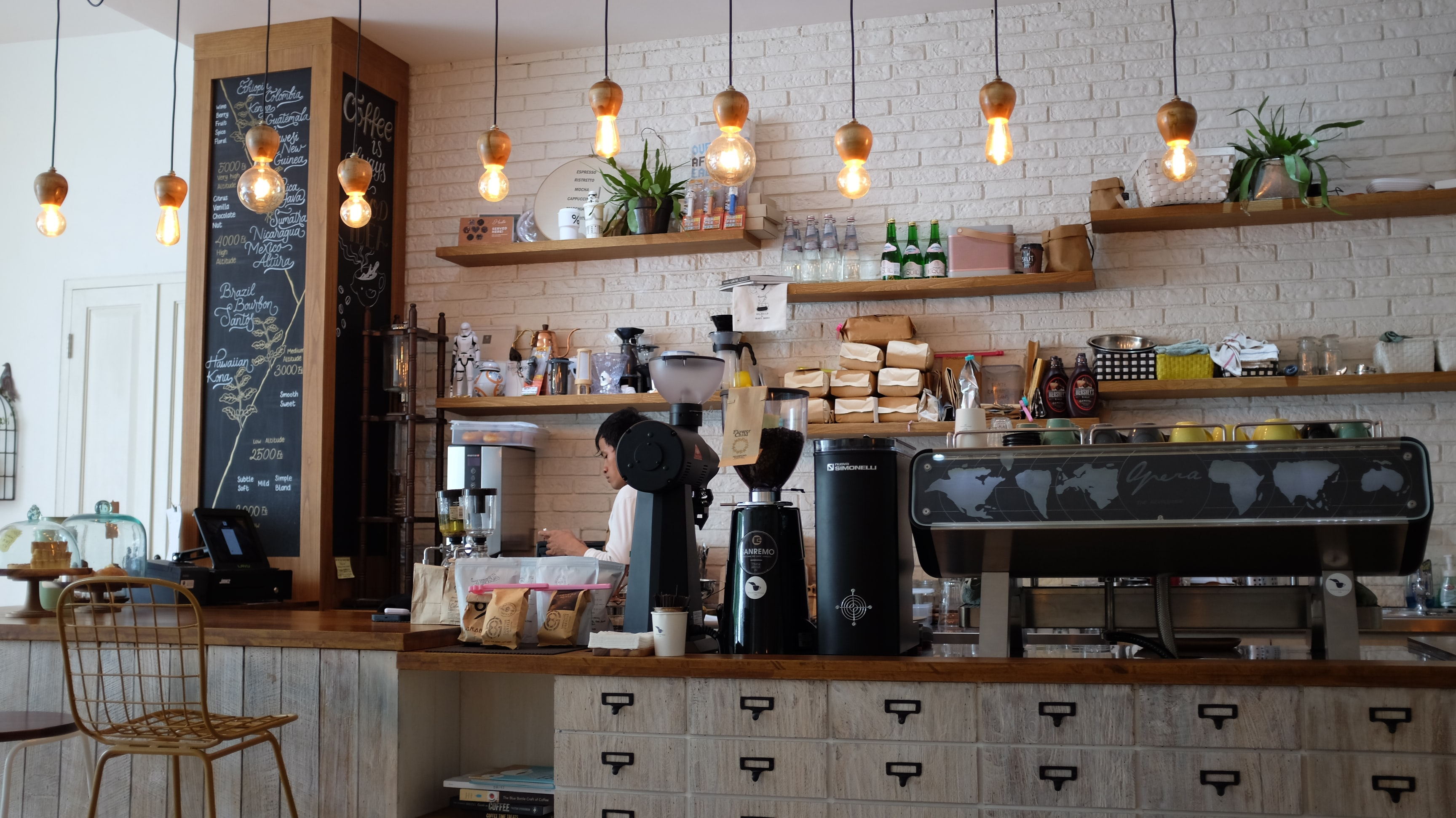 Top 5 best coffee shops in Barcelona that a coffee lover shouldn't miss