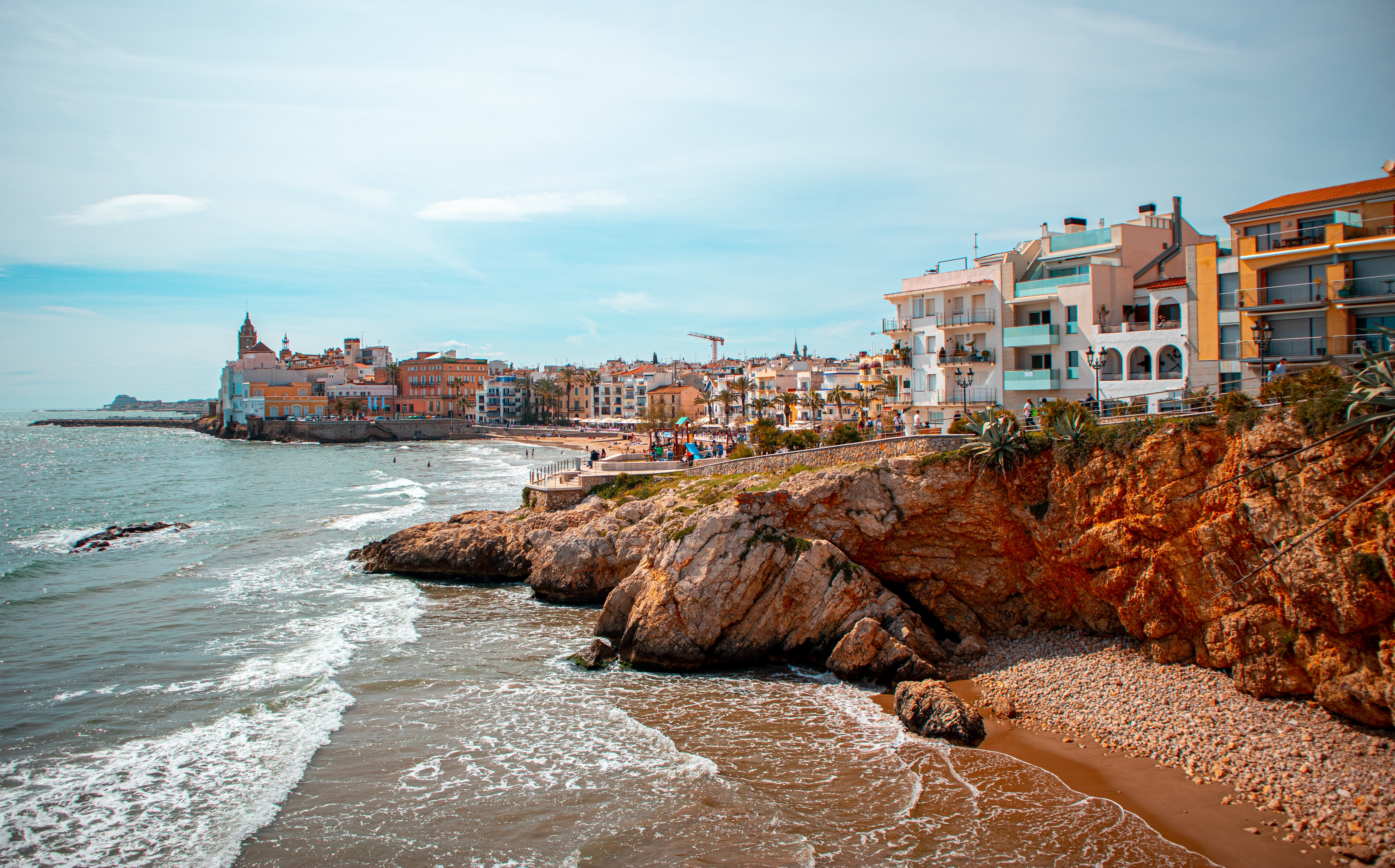An Essential Guide To Enjoy Sitges In Spain